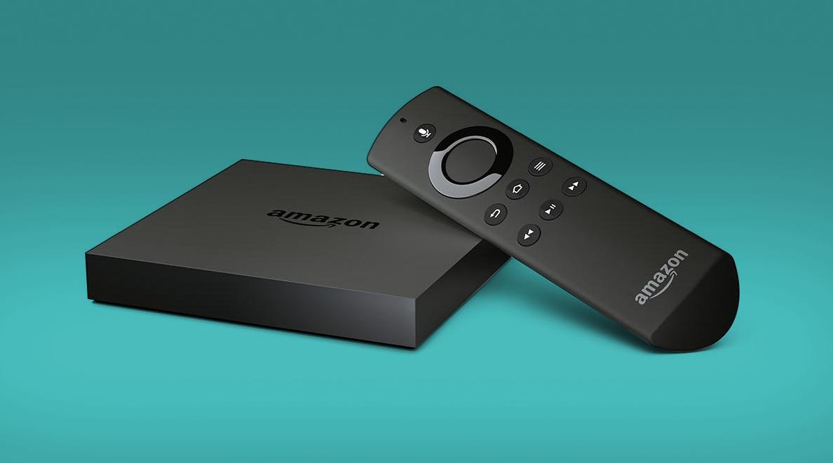 Amazon Fire TV apertura