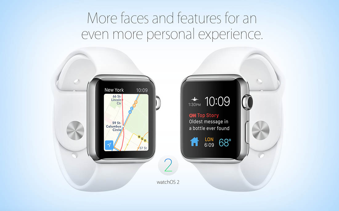 Apertura Watch OS 2