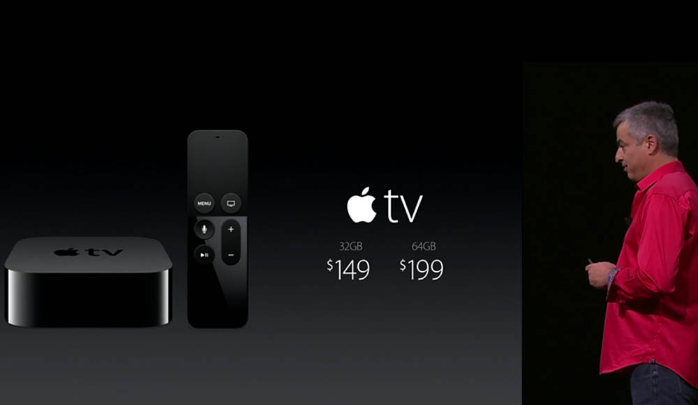 Apple TV precios