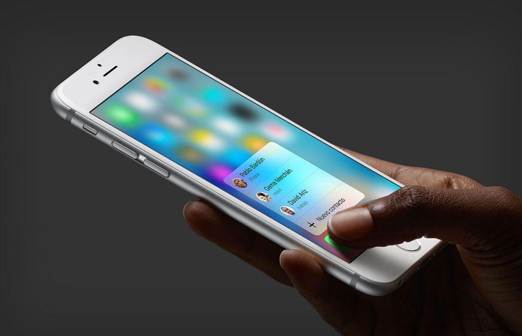 Apple iPhone 6s grande