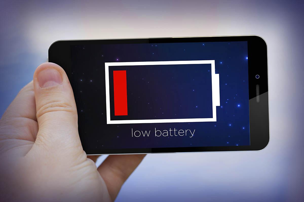 Bateria baja