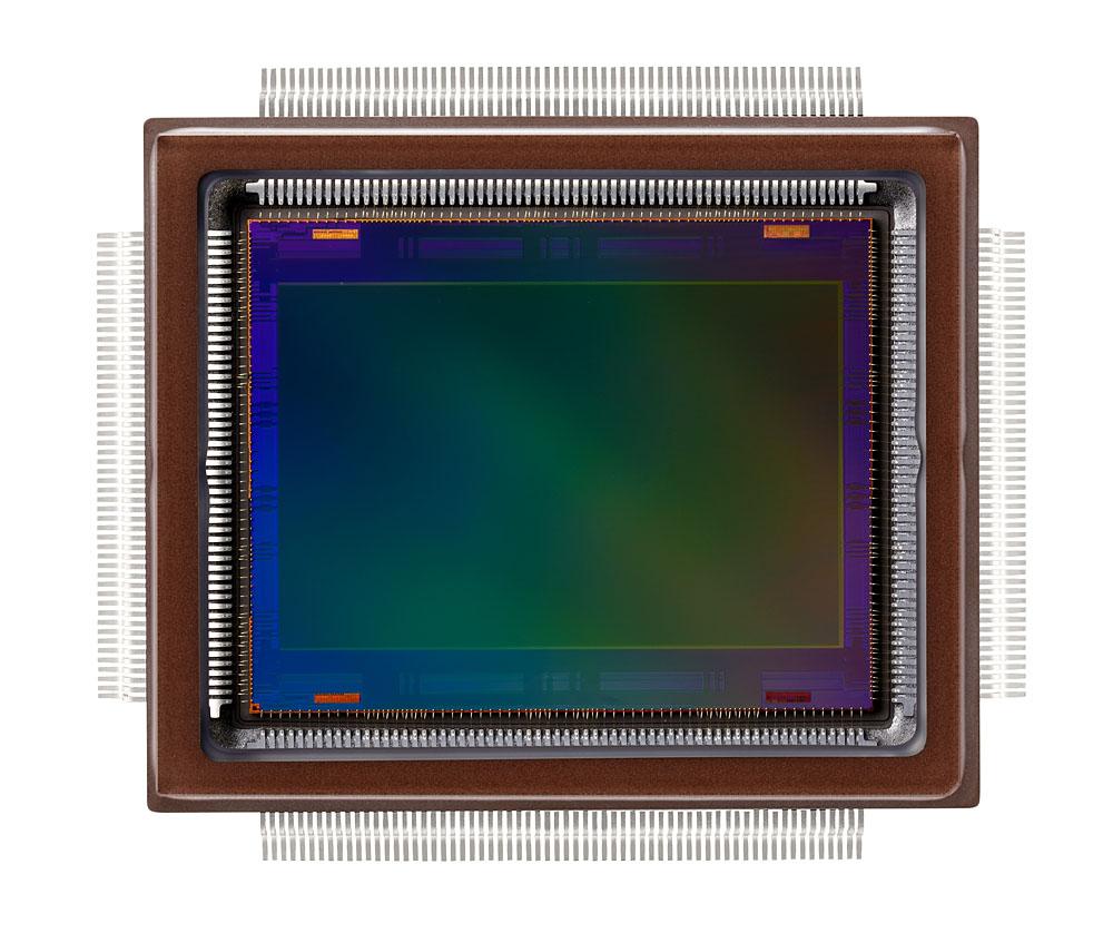 CMOS Sensor 250 MP Canon