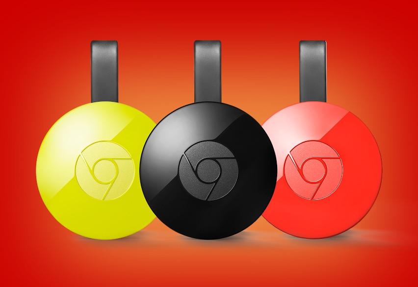 Chromecast 7