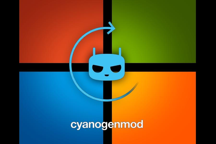 Cyanogen con microsoft