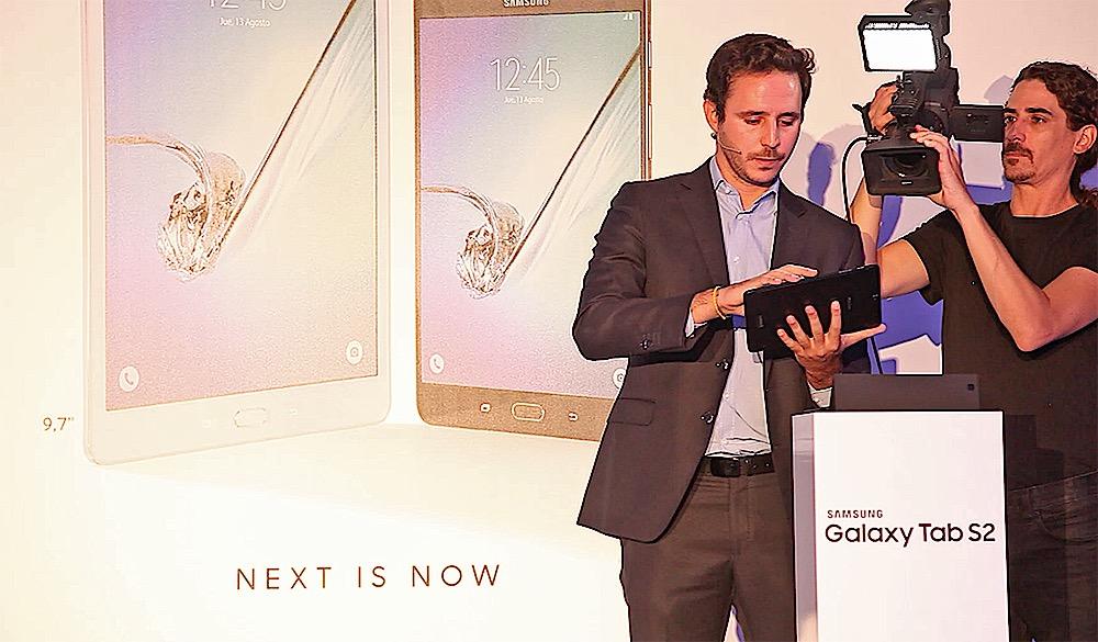 Galaxy Tab S2 7