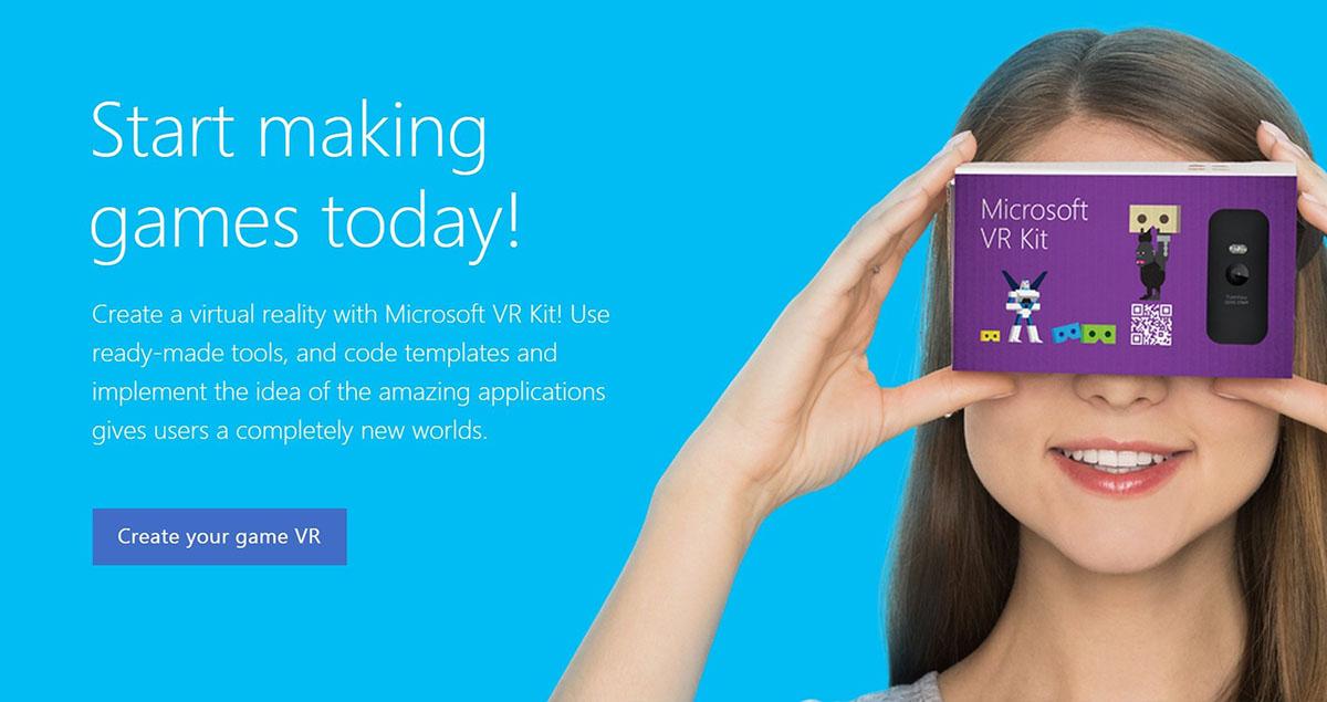 Microsoft VR Kit 2