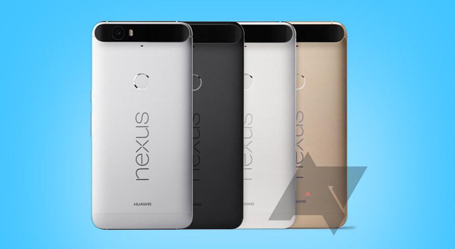 Nexus 6P acabados apertura