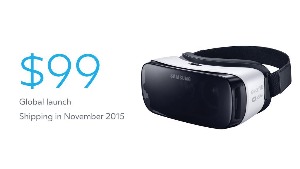 Nuevas Gear VR 1