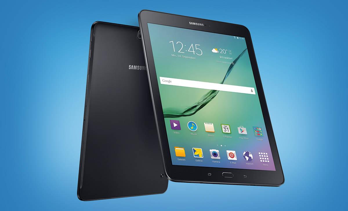 Samsung presenta Galaxy Tab S2, su tableta más delgada