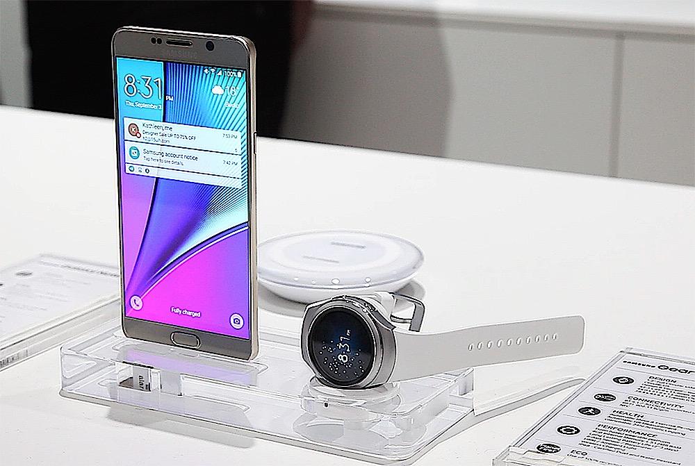 Samsung Gear S2 IFA 2