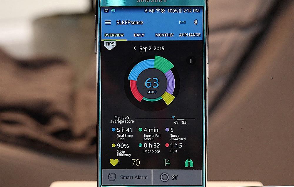 Samsung SleepSense 1