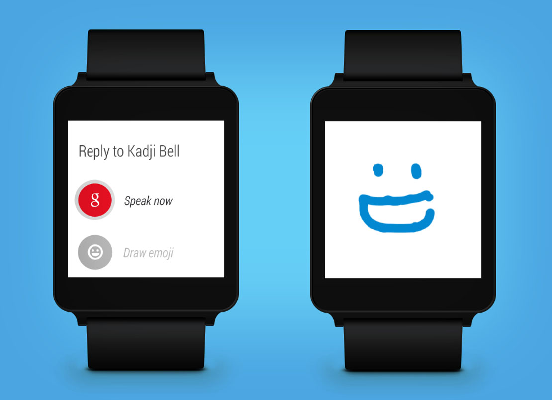 Skype Android wear 1