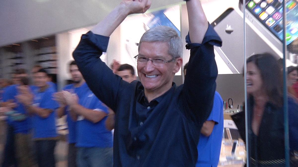 Apple bestaetigt Store in Istanbul