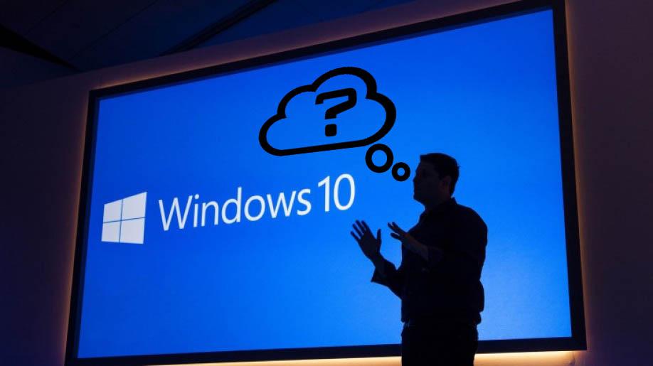 Windows 10 pregunta