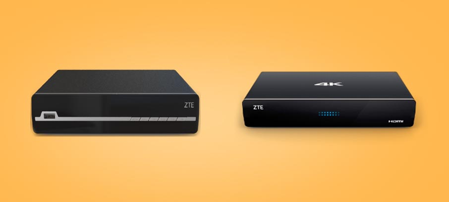 ZTE Android TV