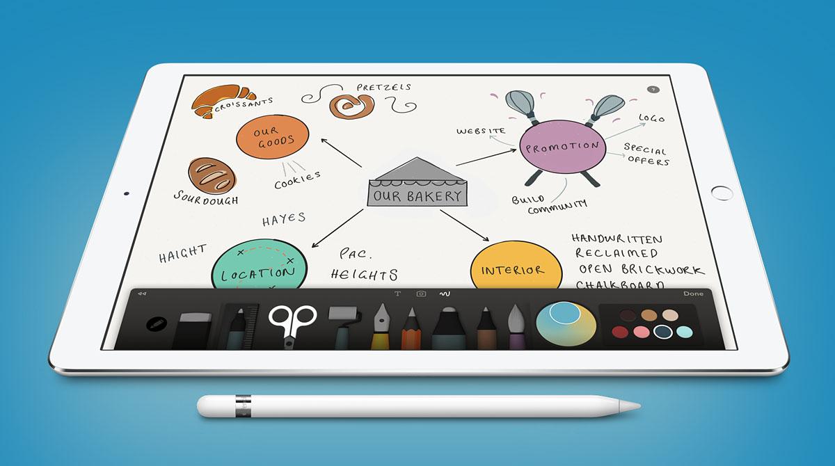 Apple presenta el rumoreado iPad Pro y el puntero Apple Pencil