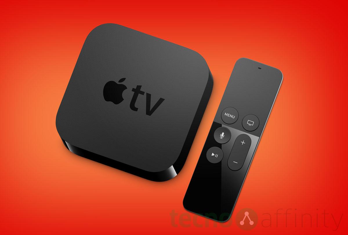 Apple lanza su nuevo Apple TV