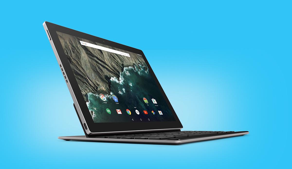Pixel C, Google lanza su tableta para competir con las Surface