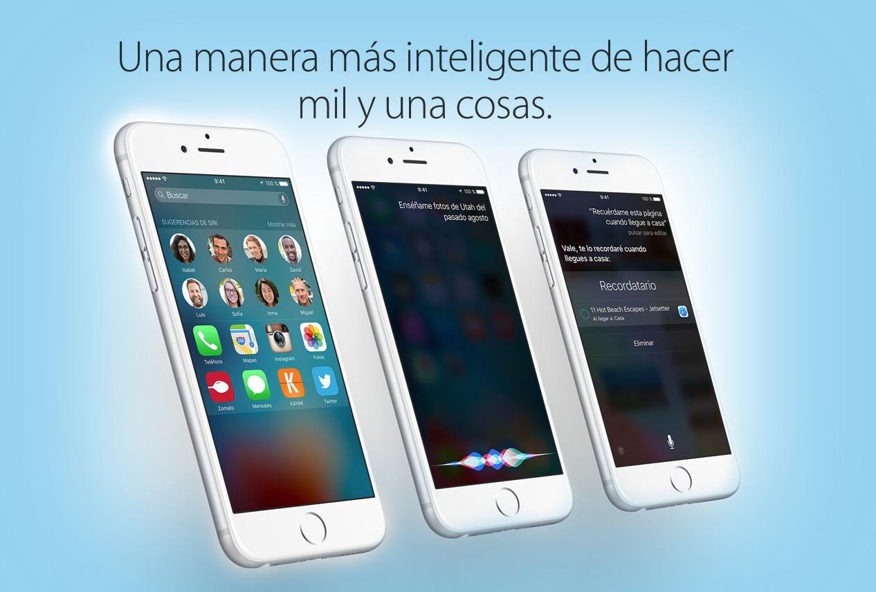iOS 9 disponible 1