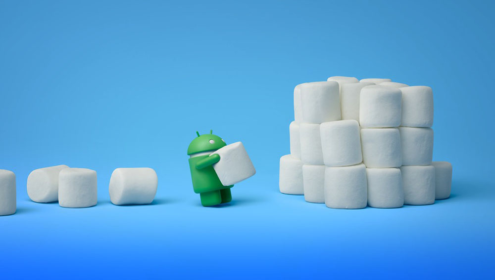 Ya está aquí Android 6 Marshmallow