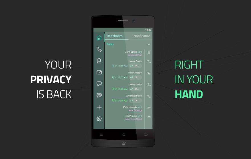 GranitePhone, el móvil seguro de Archos cuesta 850 dólares