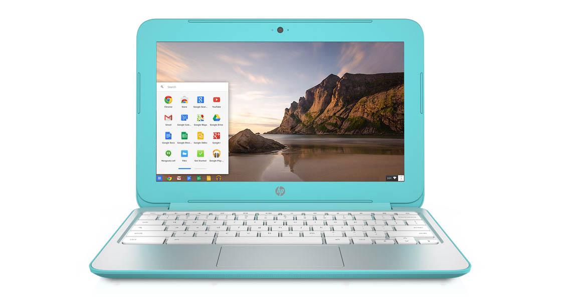 HP Chromebook 14 oct 2015-2