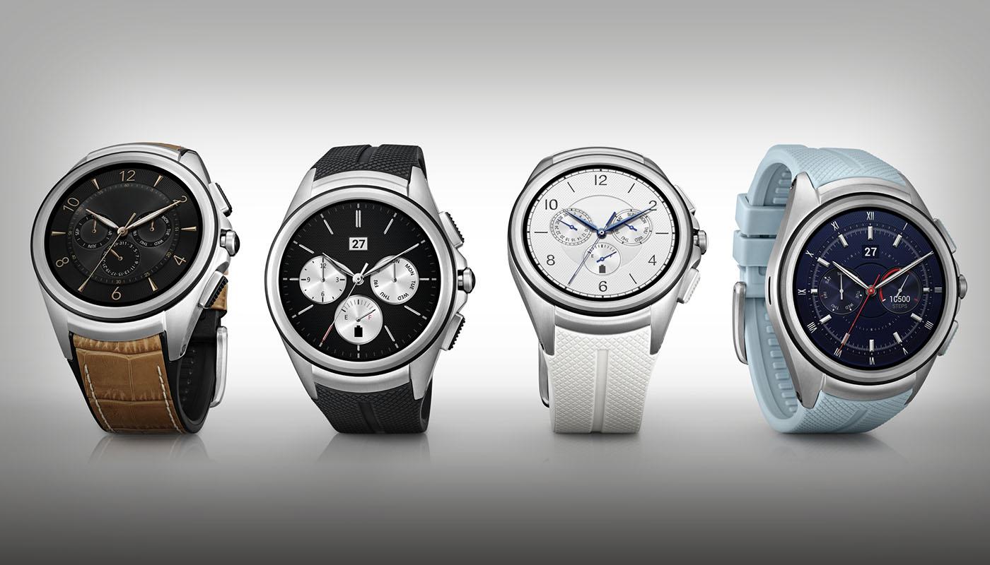 LG G Watch Urbane 2
