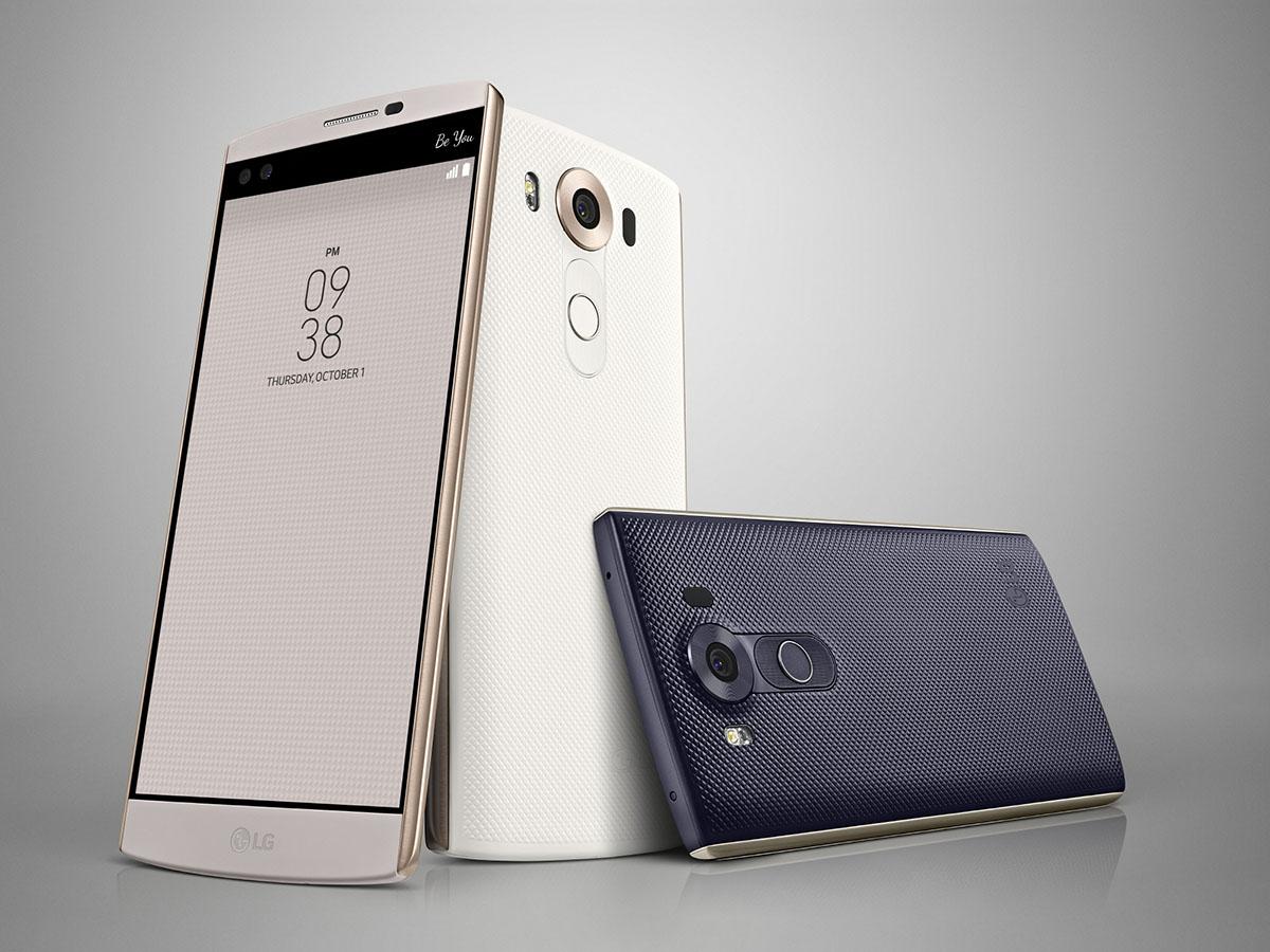 El nuevo LG V20 será el primer móvil con Android 7 de serie