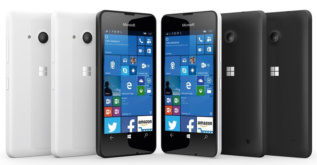 Lumia 550 nueva imagen 1
