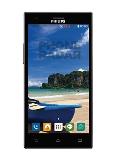 Philips Sapphire, smartphones con tecnología SoftBlue para cuidar tu vista