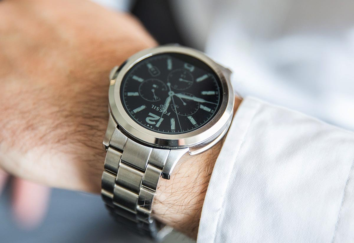 Relojes Android Fossil 2