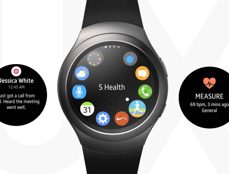 El reloj Samsung Gear S2 llega a España a partir de 349 euros