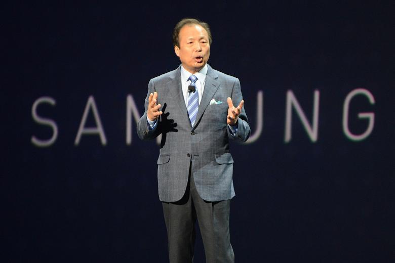 Samsung JK Shin Resultados