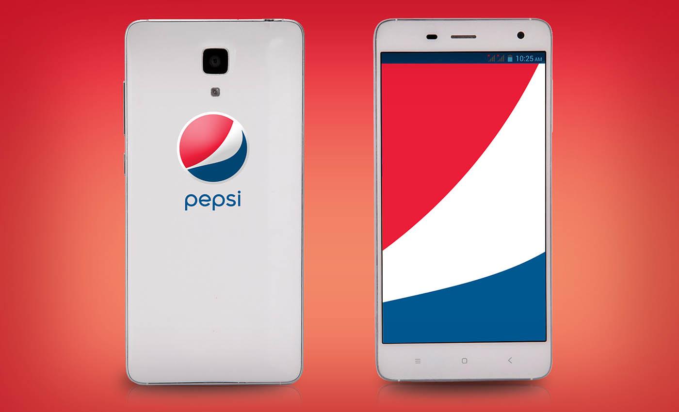 Pepsi P1, el smartphone de la marca de refrescos costará 205 dólares