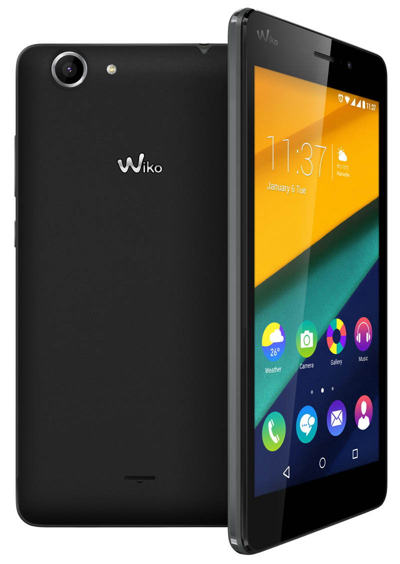 Wiko Pulp Fab 2