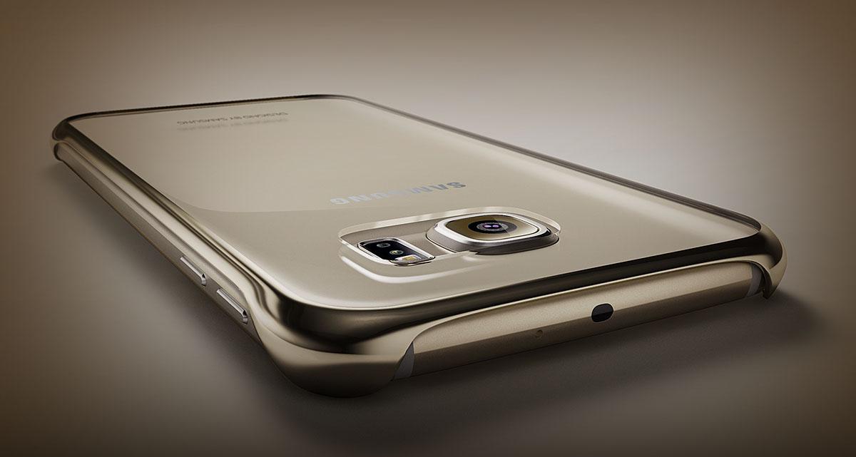 62ea27db580 Así son los nuevos accesorios para el Galaxy S6 edge+