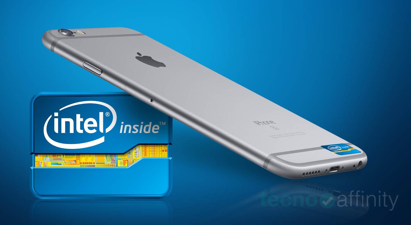iPhone Intel Inside