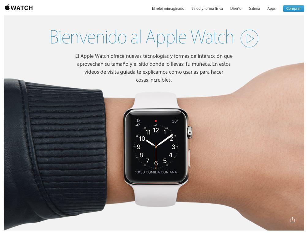 Captura Apple Watch