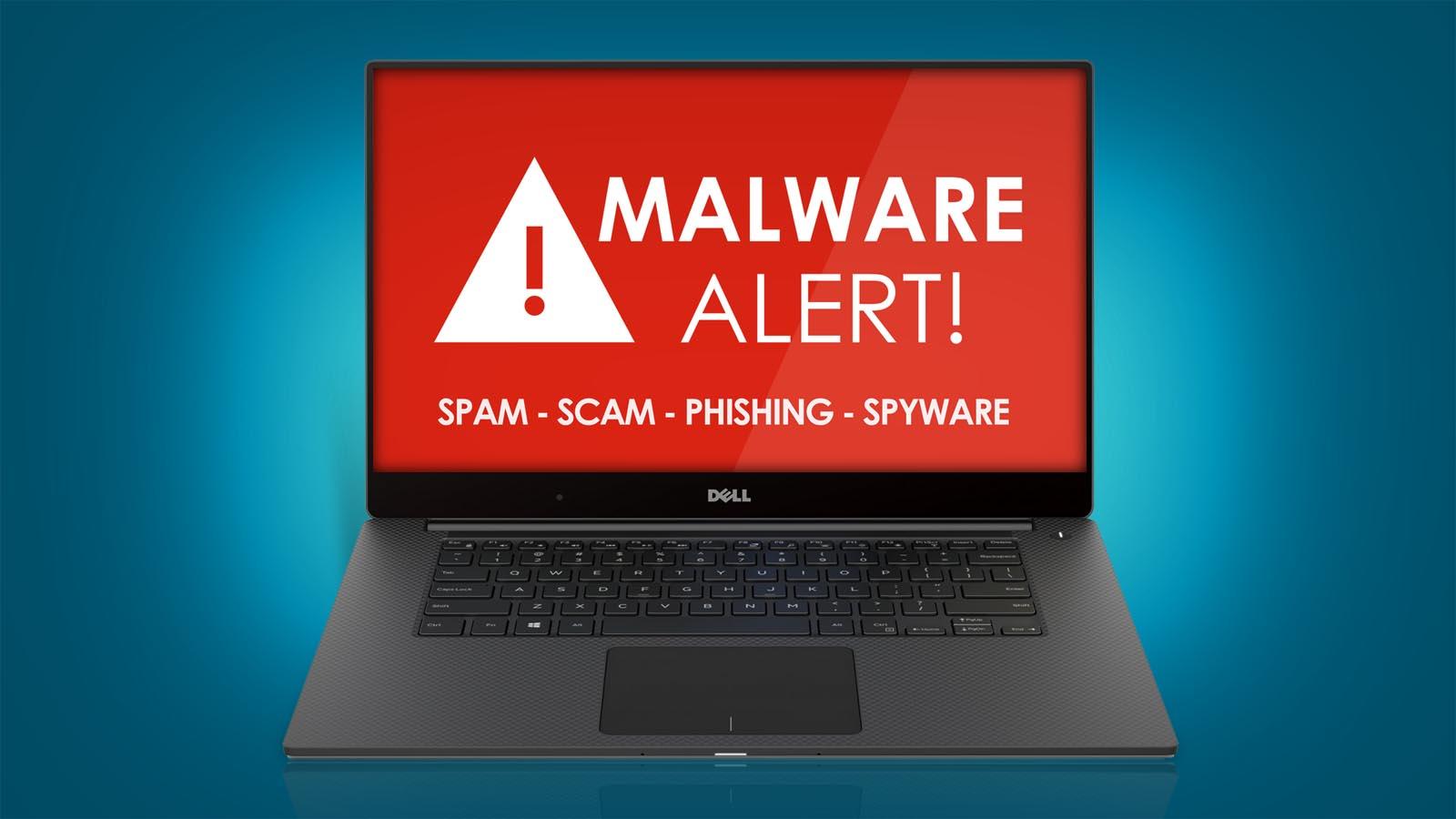 Dell con Malware