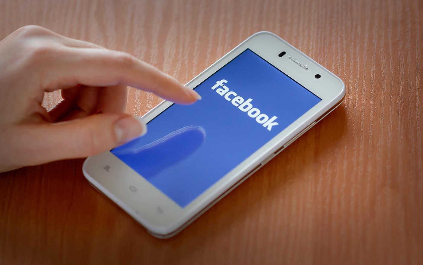 Facebook en movil