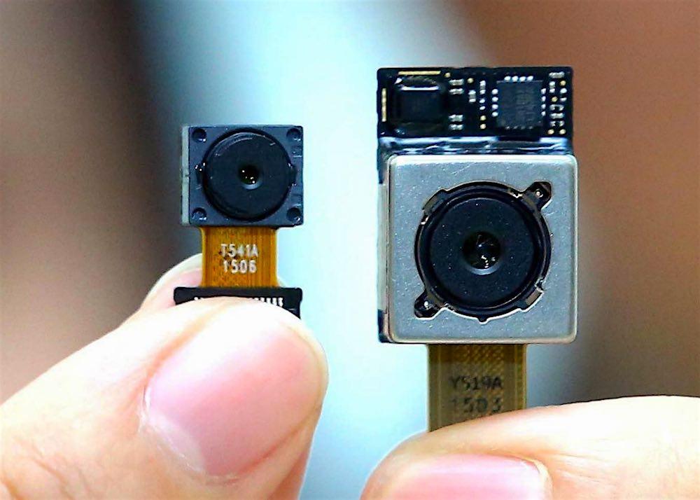 Omnivison presenta el sensor que competirá con Sony en los mejores móviles
