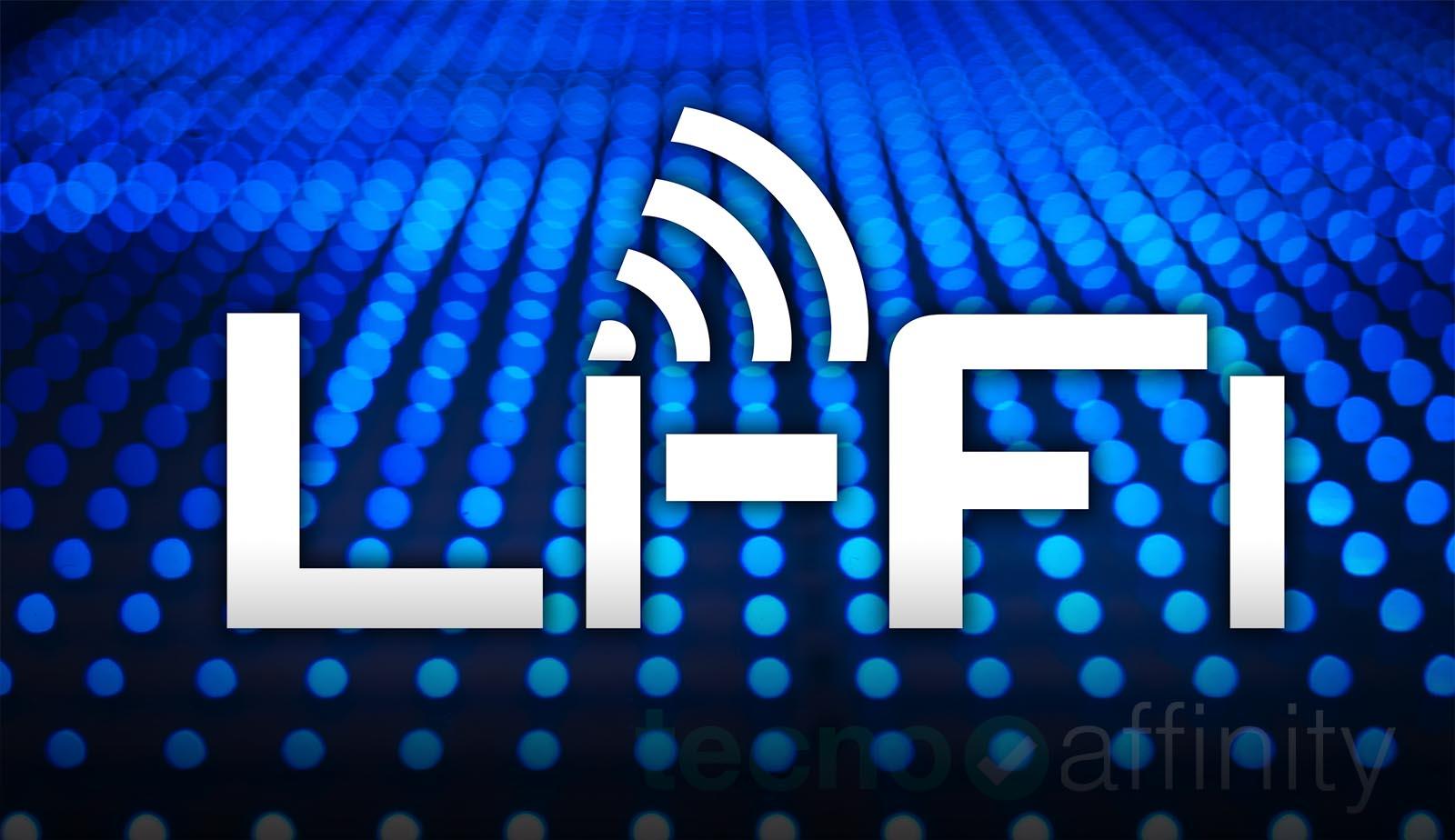 Li-Fi apertura dani