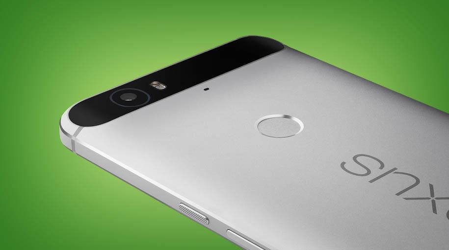 Nexus 6P apertura