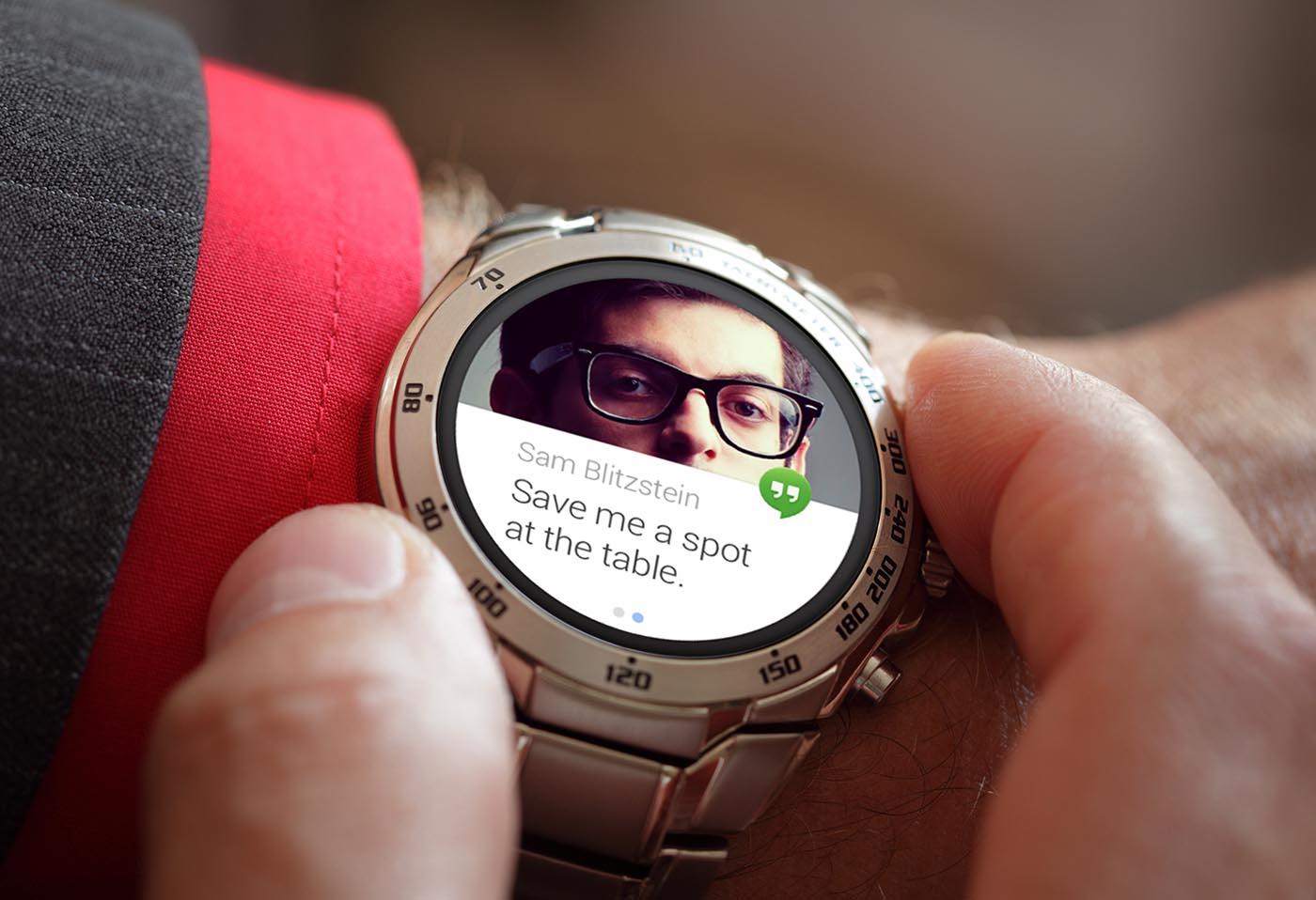 Reloj Xiaomi recreacion
