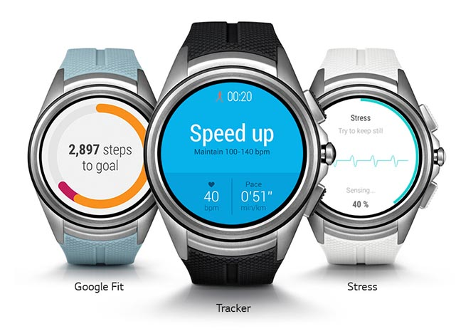 Relojes Android Wear LG 4G 3