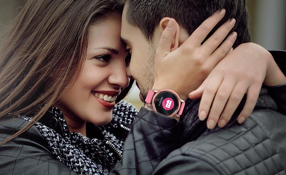 Smartee Watch Circle, un reloj sencillo yatractivo por sólo 129 euros