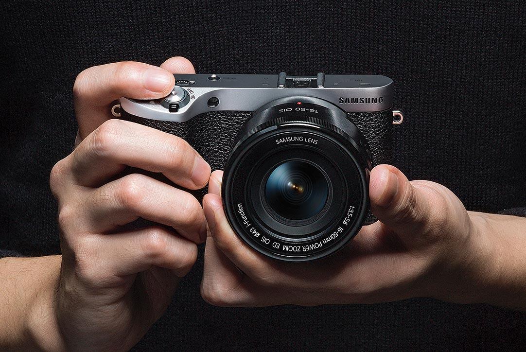 Samsung Camara NX500