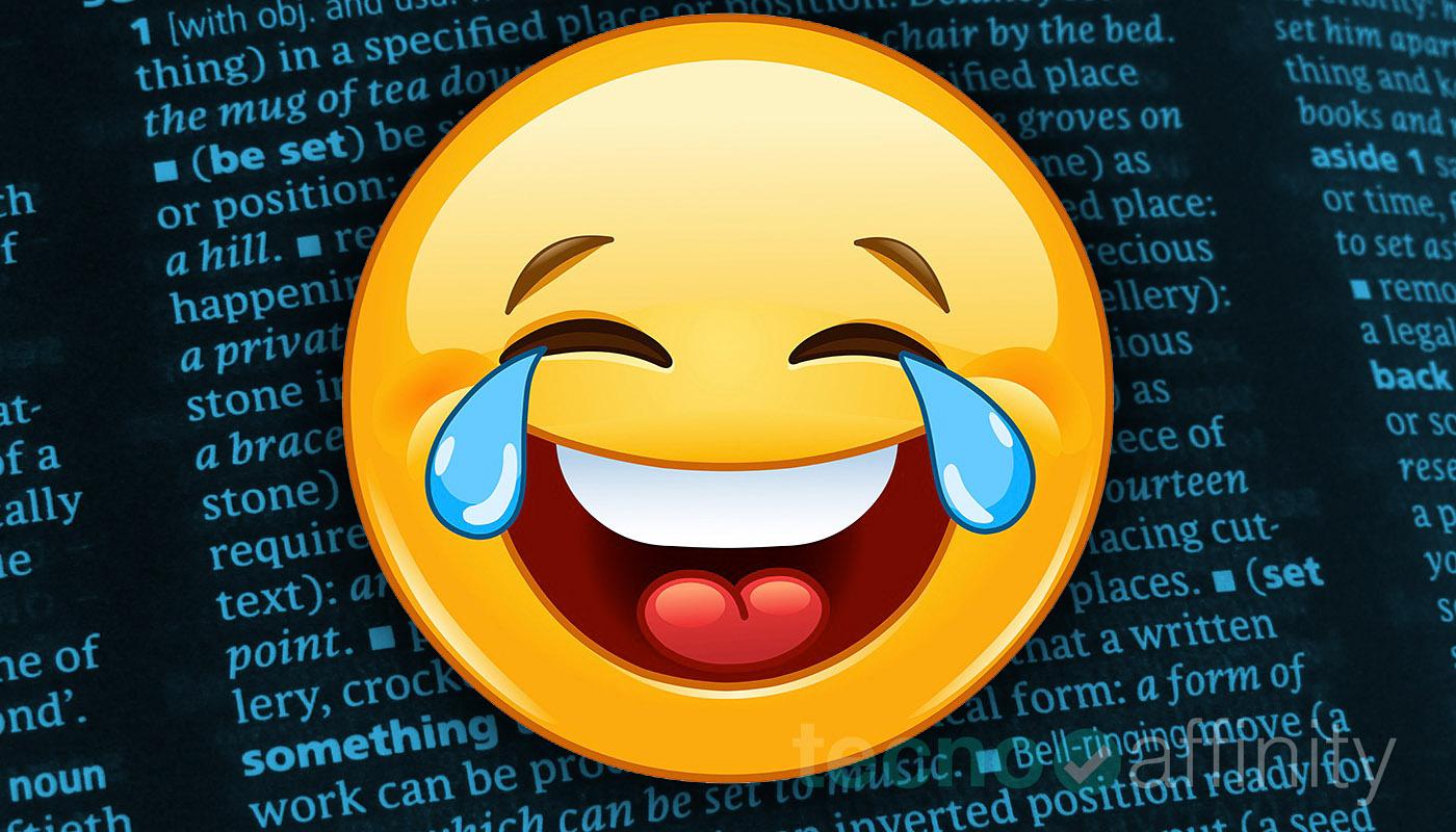 emoji risa llanto