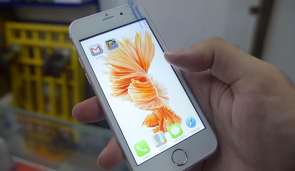 iPhone 6 clon chino