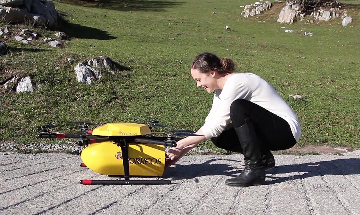 Dron Correos-04